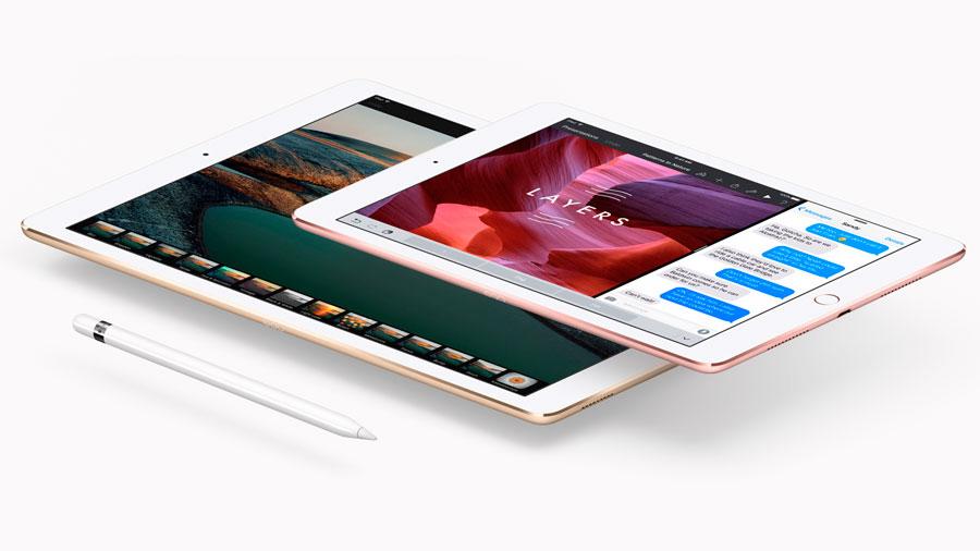 iPad Pro all