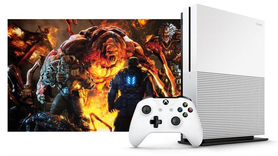 Xbox One Sна1 Тбпоступила в реализацию в Российской Федерации