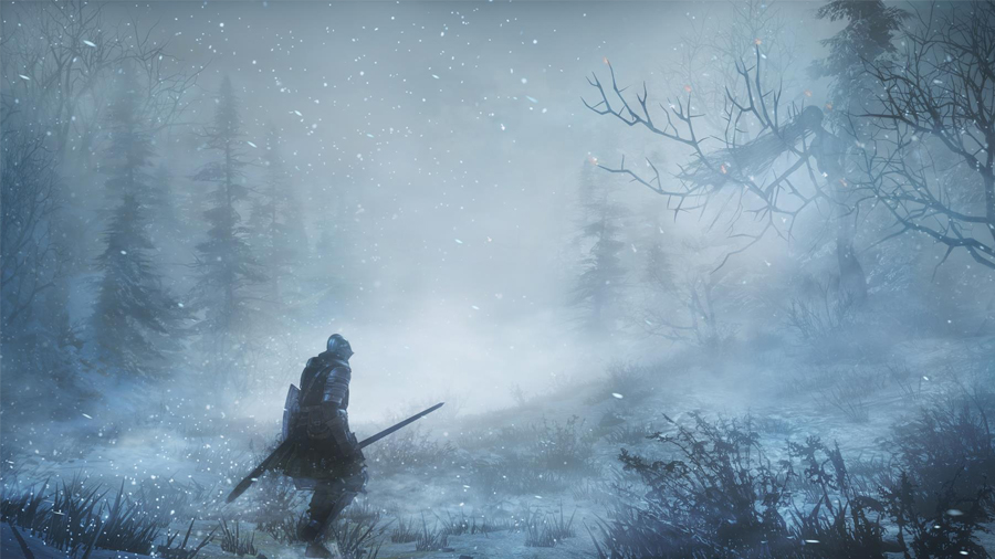 Релизный трейлер первого дополнения Dark Souls 3: Ashes ofAriandel
