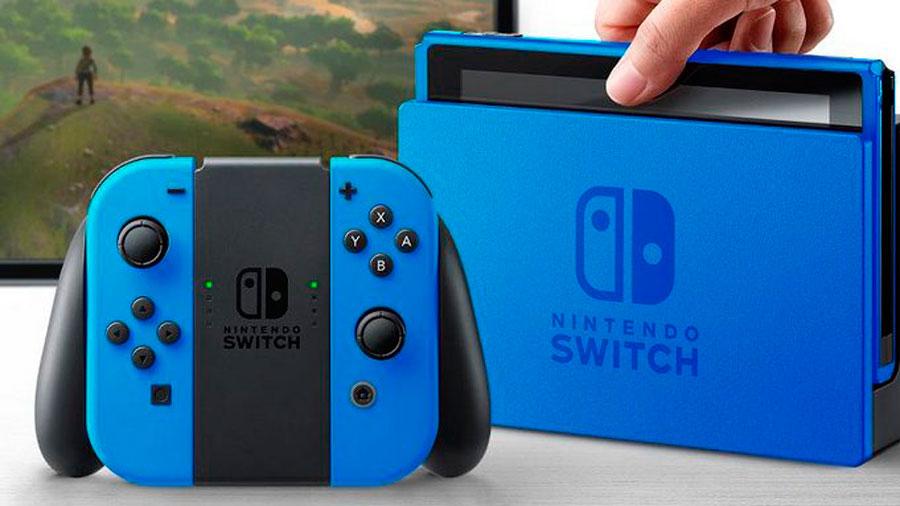 Nintendo Switch будет поддерживать Unreal Engine 4