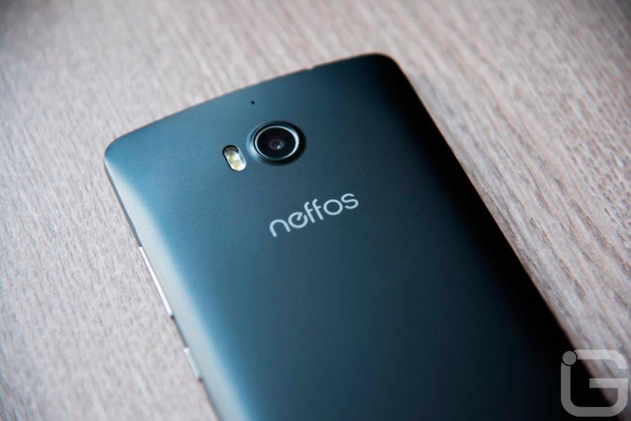 TP-Link Neffos C5 Max: смартфон, а не роутер