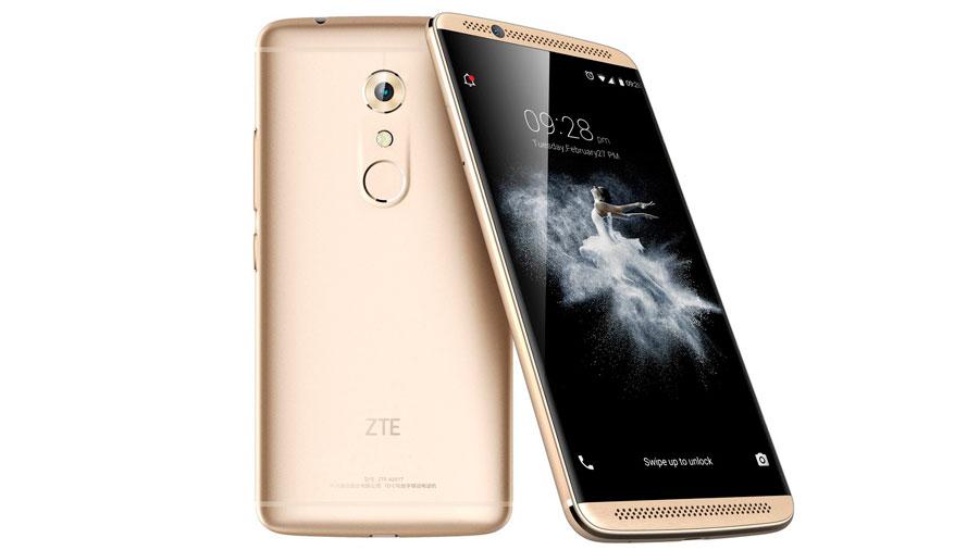 ZTE BV0800 получает андроид 7.0 Nougat