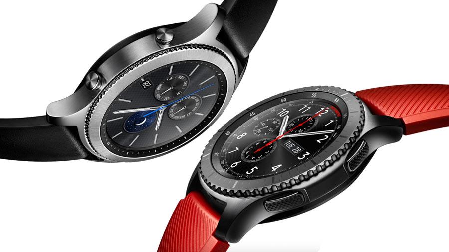 Объявлена русская цена насмарт-часы Самсунг Gear S3