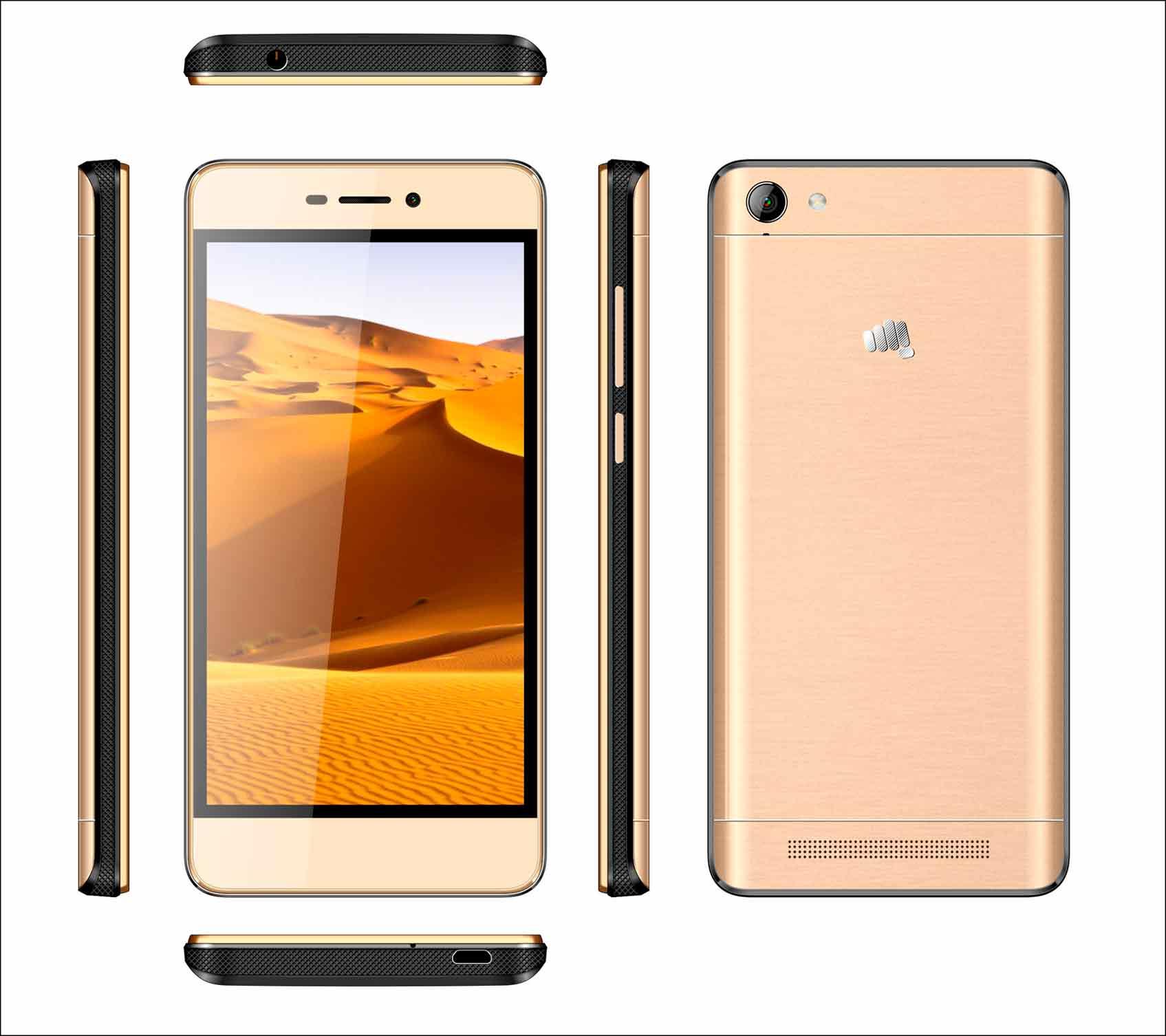 Micromax выпускает бюджетные мобильные телефоны Bolt Warrior 2 иCanvas Juice A1