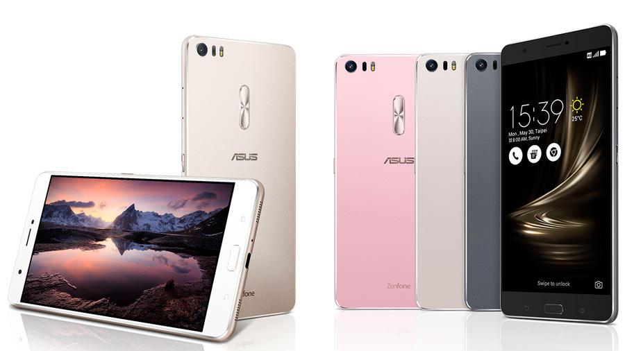 Рассекречена цена телефона ASUS ZenFone 3 Zoom