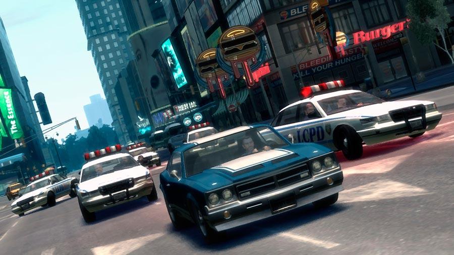 Rockstar выпустила патч для фанатов GTAIV