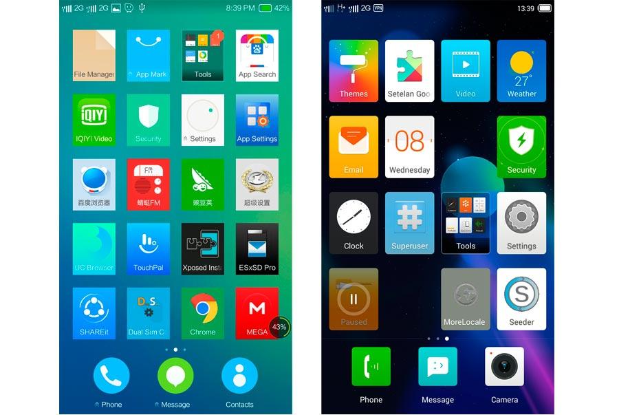 ВКитайской республике ОС YunOS обошла попопулярности iOS