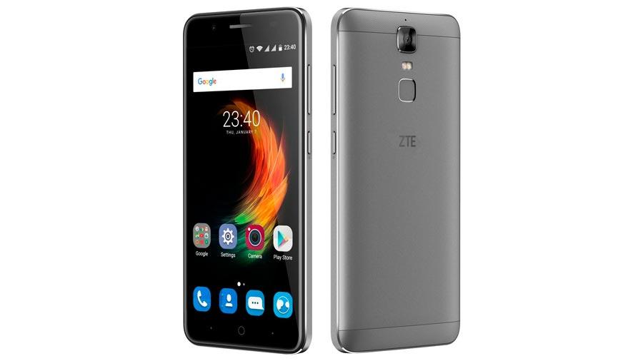 ZTE Blade A610с иBlade A610 Plus мобильные телефоны семкой батарейкой