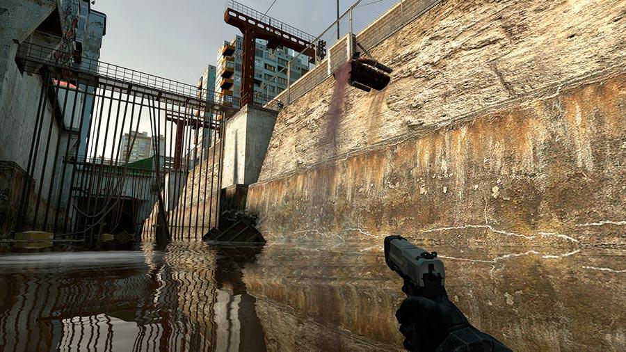 Стала известна причина отмены Half-Life 3