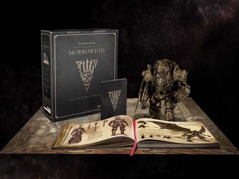 Морровинд возвратится уже этим летом вThe Elder Scrolls онлайн