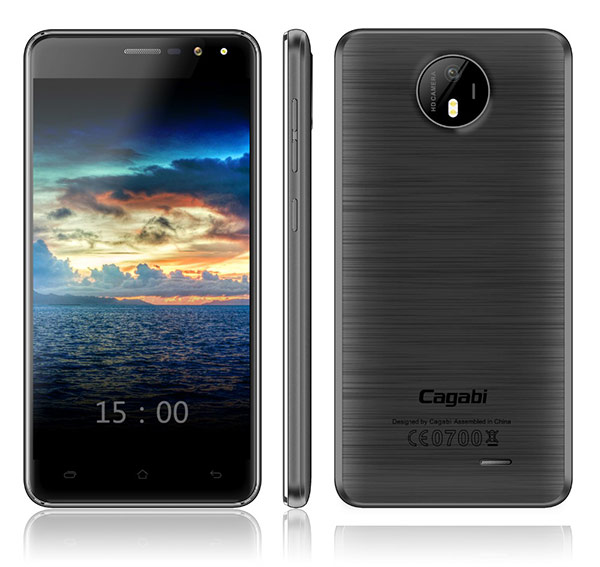 Самый общедоступный смартфон— Cagabi One