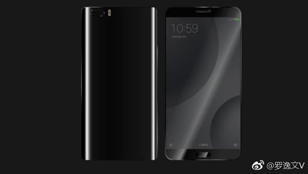 Флагманский Xiaomi Mi6 засветился вподробностях