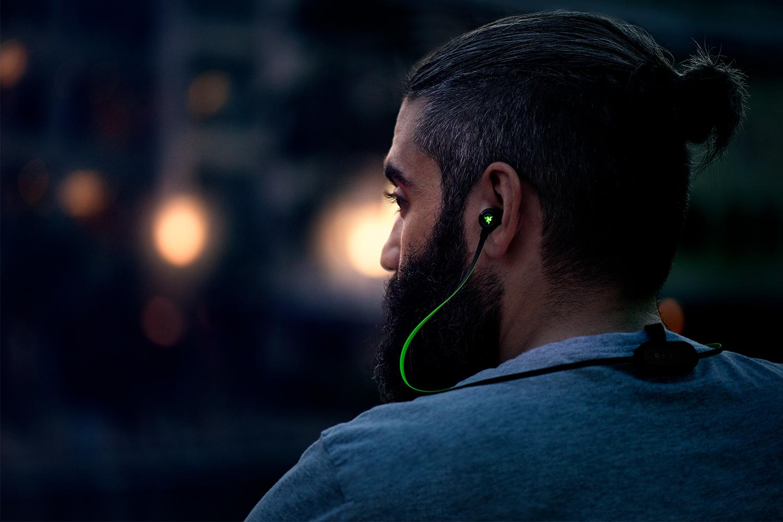 Razer выпустила малогабаритные  bluetooth-наушники