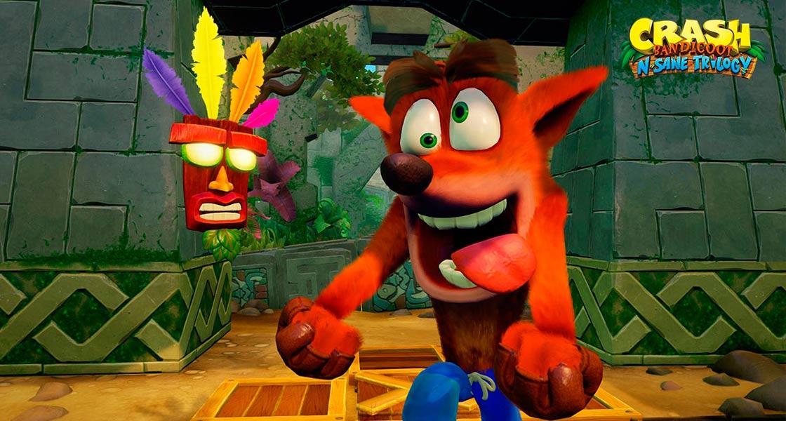 Crash Bandicoot: новый трейлер и дата выхода