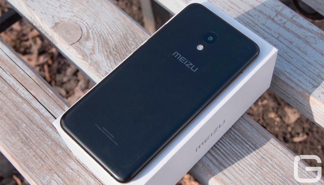 Первые мобильные телефоны Meizu сдвойной камерой замечены винтернете