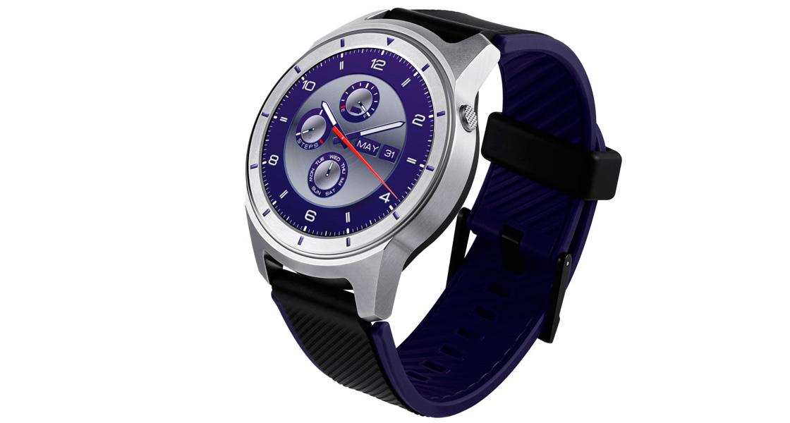 ZTE представила смарт-часы Quartz свозможностью принимать звонки