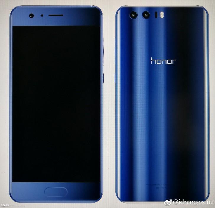 Появилось очередное  изображение Huawei Honor 9