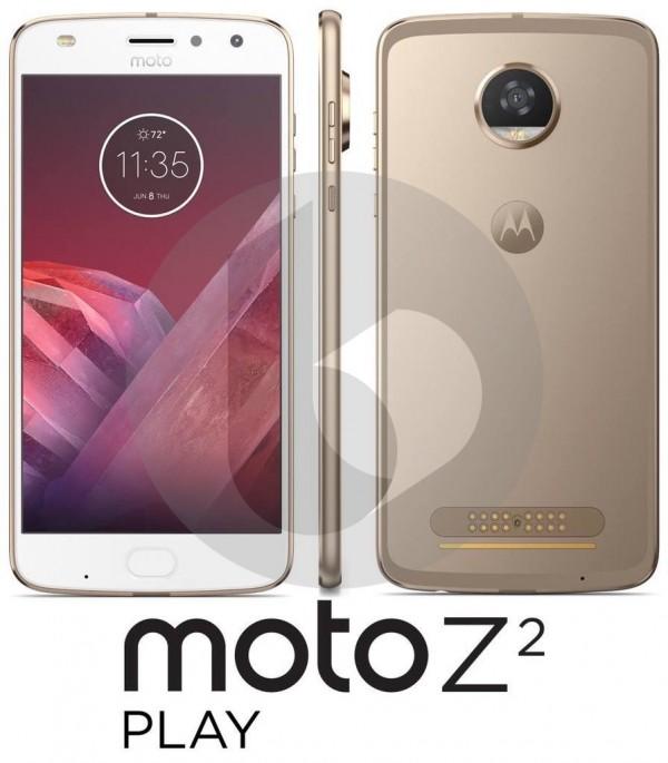 Размещены рендеры нового телефона Moto Z2 Force