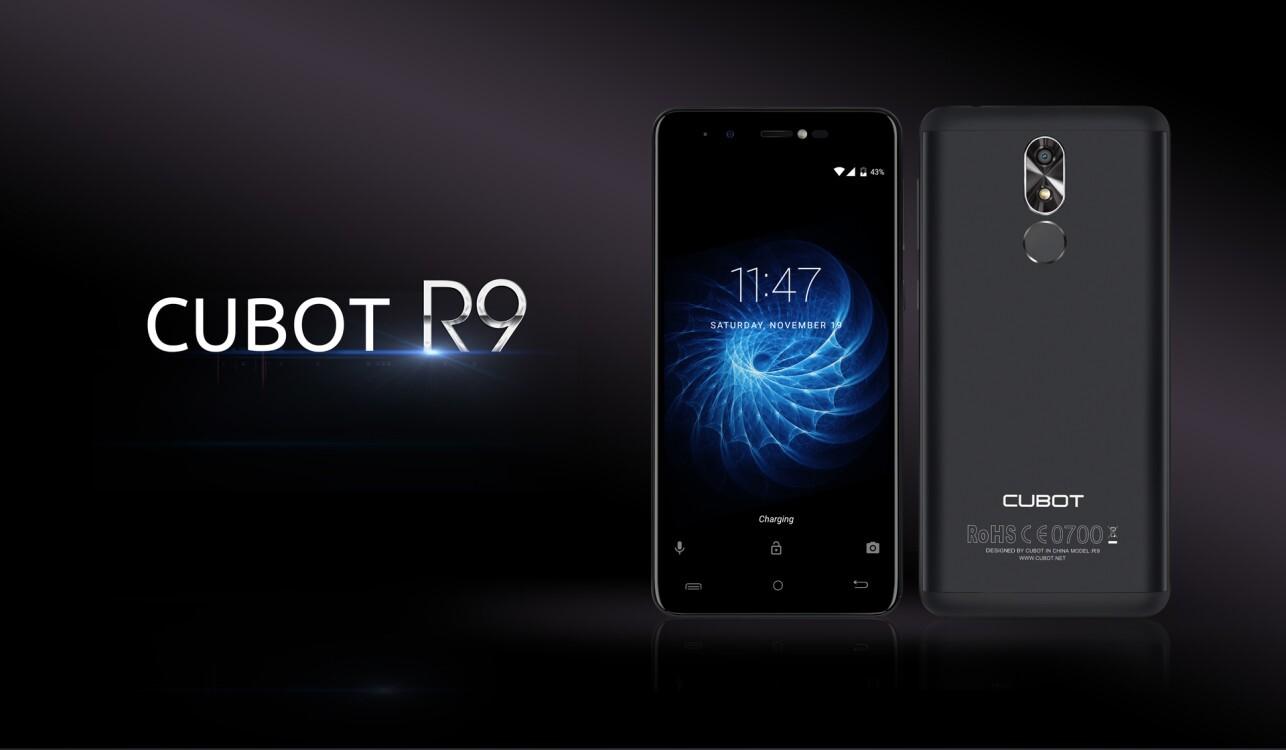 Cubot R9 – добротный бюджетник