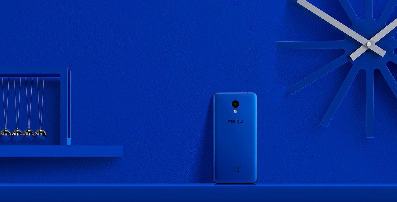 Представлен бюджетный смартфон Meizu M5C
