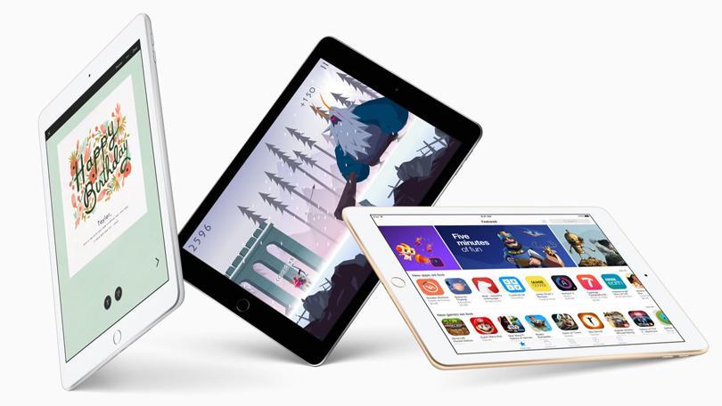 Apple представила 10,5-дюймовый iPad Pro
