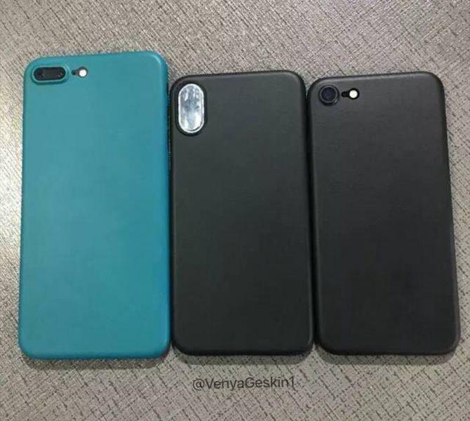 iPhone8 уже сравниваютсiPhone7и7Plus
