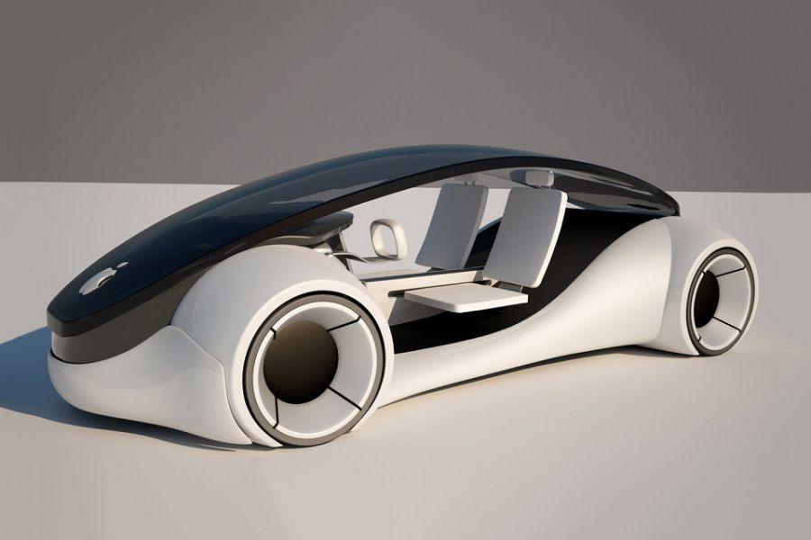 Беспилотные автомобили отApple стали реальностью
