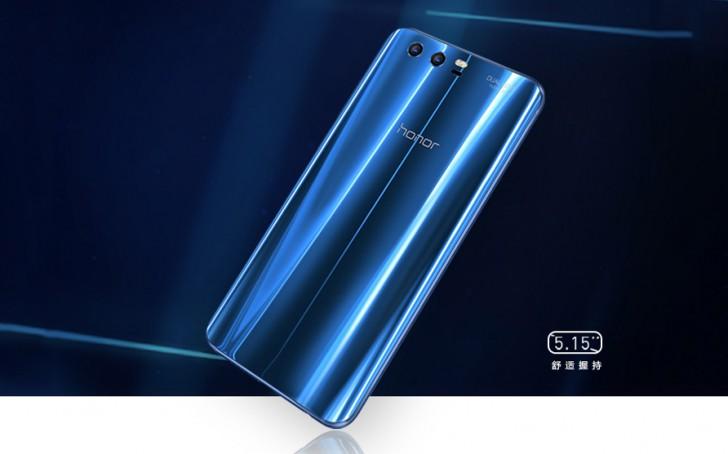Флагман Huawei Honor 9 сдвойной камерой— Просто блеск