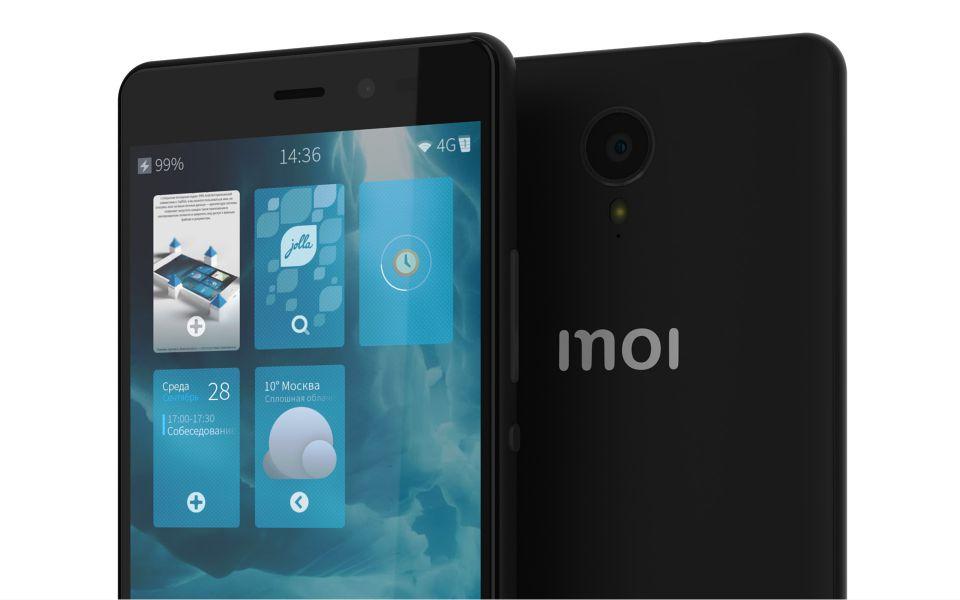 Отечественный смартфон Inoi R7 появился впродаже