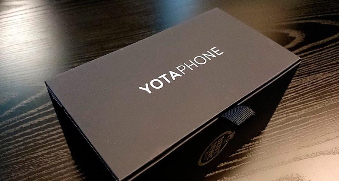 Yota Devices представит новый смартфон с 2-мя экранами летом 2027г