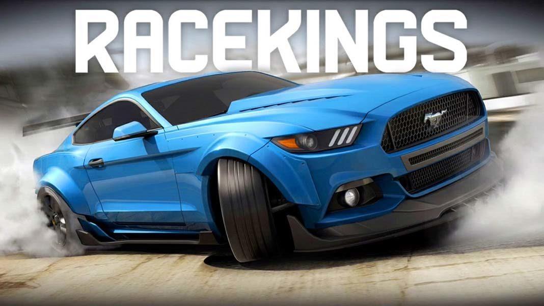 Игра Race Kings: стань королём доната