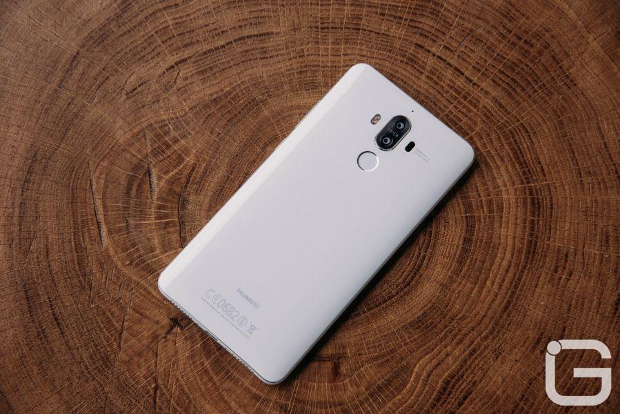 Huawei ответит наiPhone 8 новым флагманским фаблетом Mate 10