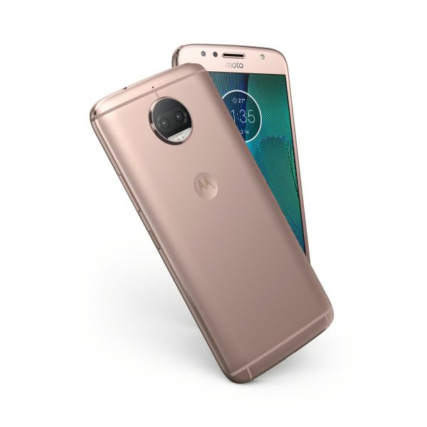 Представлены мобильные телефоны Moto G5S иMoto G5S Plus