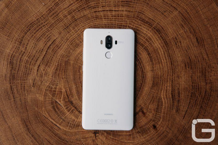 Известна ёмкость аккумулятора Huawei Honor Note 9