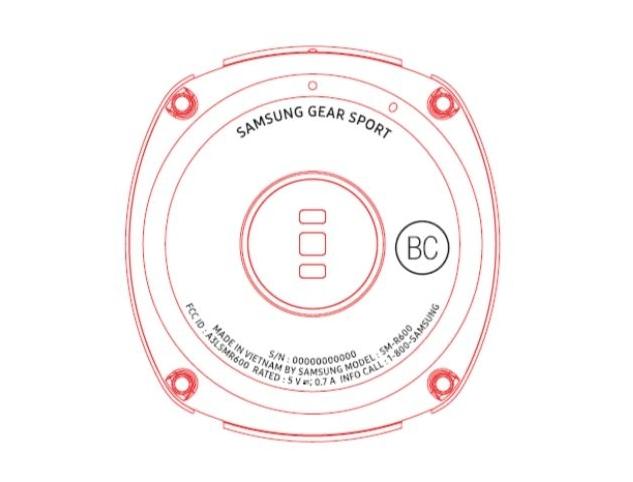 Новое носимое устройство Samsung будет называться Gear Sport