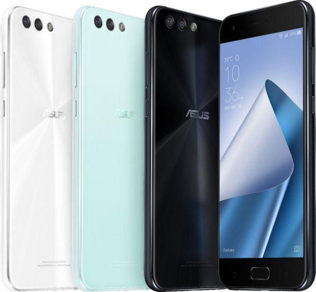 Пресс-фото новых смартфонов ASUS появились в Сети