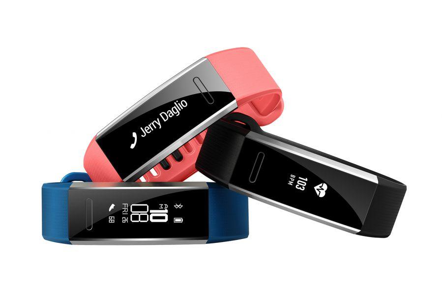 Huawei анонсировала продажи фитнес-трекера Band 2 Pro