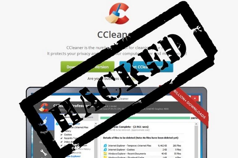 Специалисты : Взлом CCleaner был направлен на большие  технологические компании
