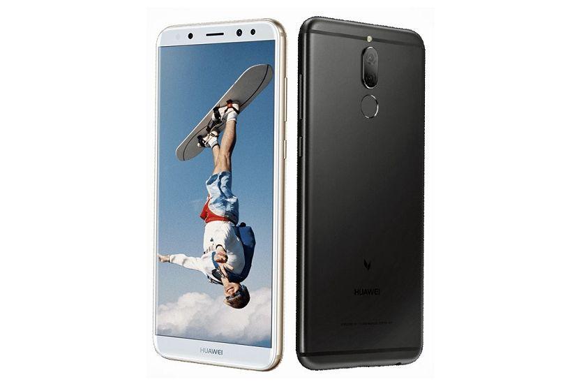 TENAA показала безрамочный смартфон Huawei с4 камерами