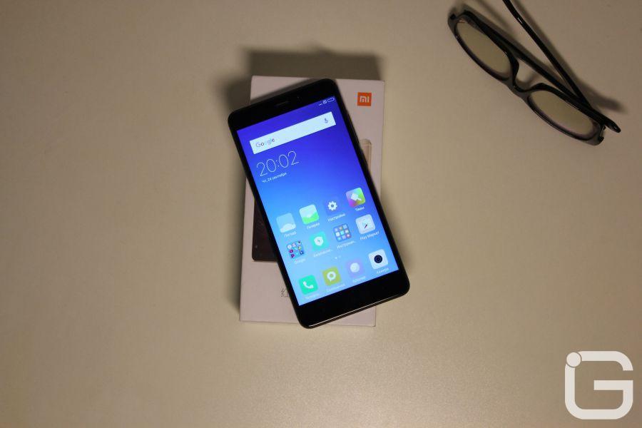 Обзор Xiaomi Redmi Note 4: нетипичный китаец