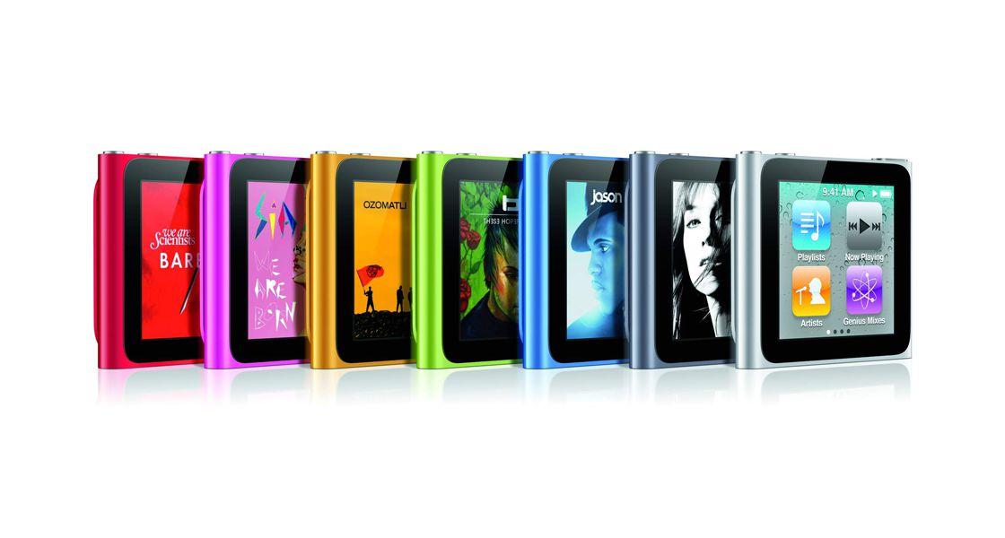 Компания Apple прекратила поддержку устаревших плееров iPod