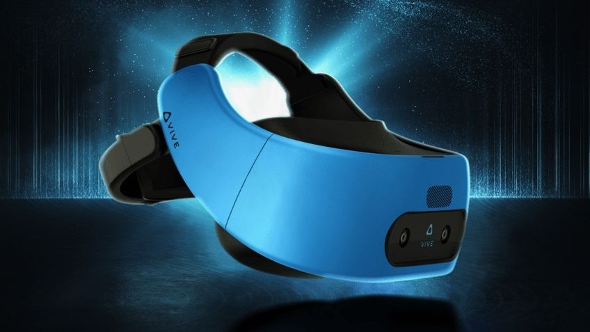 HTC представила шлем виртуальной реальности, которому не нужен компьютер