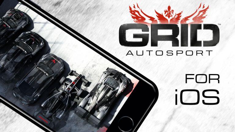 Полноценная гонка GRID автоспорт выйдет наiOS 27-го ноября