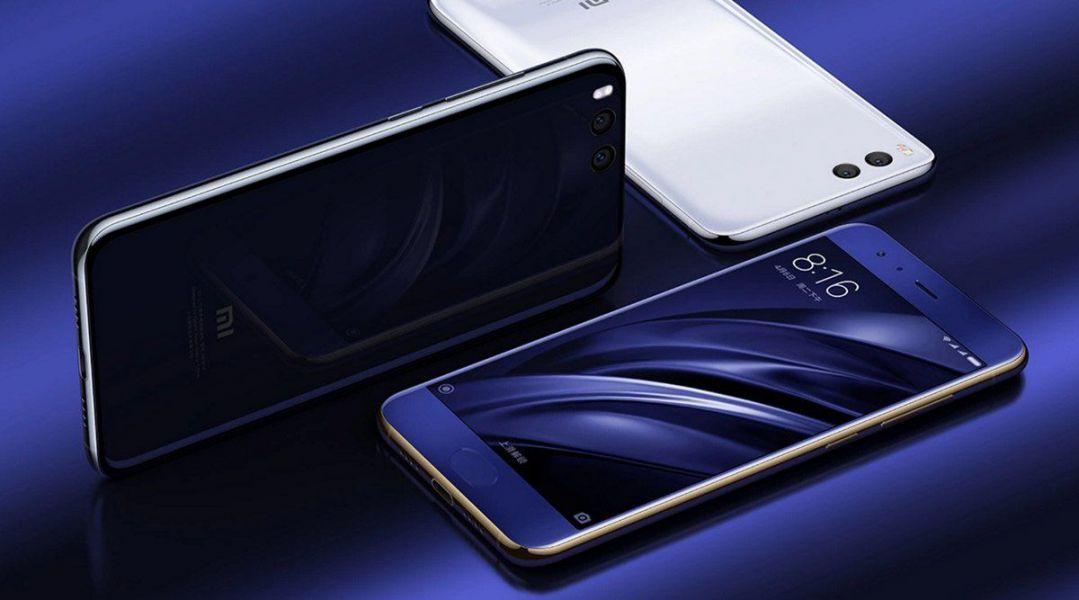Стоимость флагмана Xiaomi Mi6 в Российской Федерации  снизилась до23900 руб.