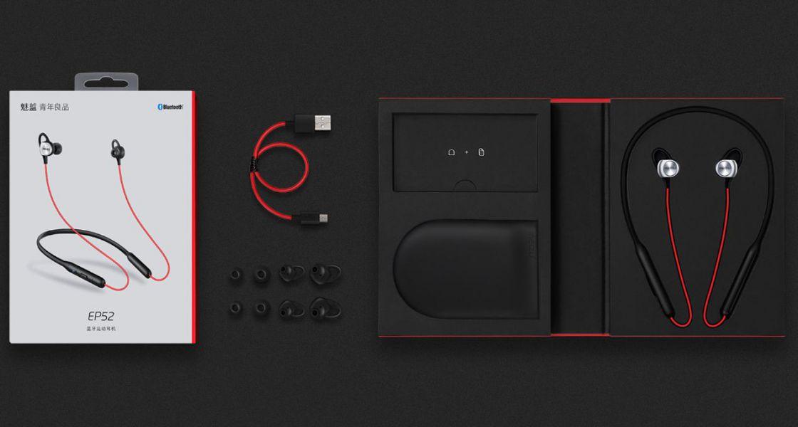 Гарнитура Meizu EP52 поступила напродажу в РФ (цена)