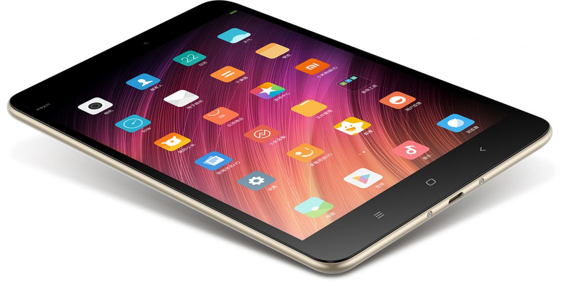 Xiaomi анонсировала выход нового плашета MiPad 4 с 2-мя ОС