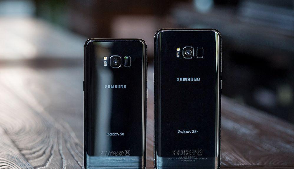 Флагман Самсунг Galaxy S9 показали навидео