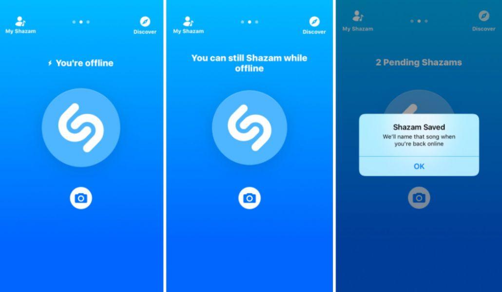 Shazam сейчас несомненно поможет отыскать исполнителя песни без Интернета