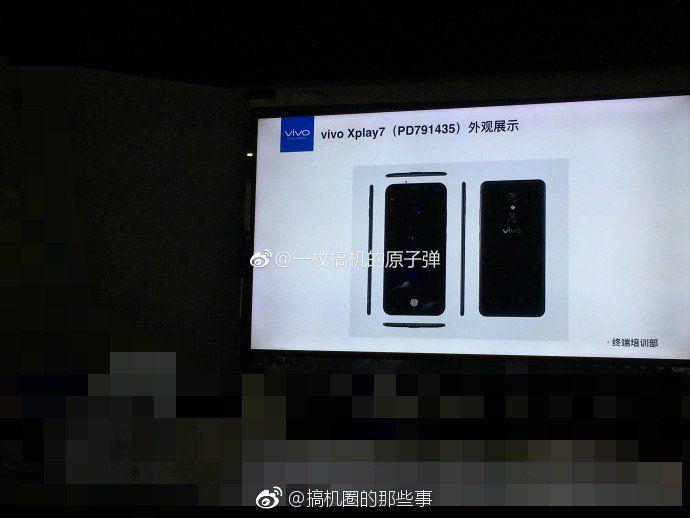 Vivo Xplay7 будет первым вмире телефоном с10 Гбоперативной памяти