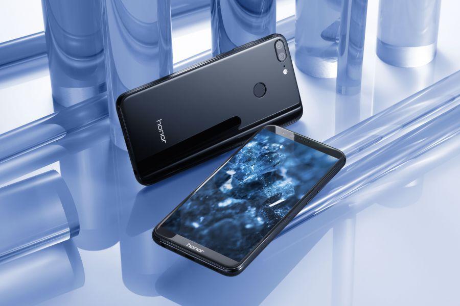 Honor 9 Lite представлен в России: цена и старт продаж